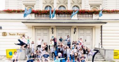 20180711 Teatr Polski w Poznaniu - warsztaty letnie f/ Marek Zakrzewski